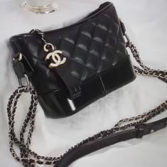 Geanta Chanel Gabrielle small - Geanta Dama Chanel, Culoare: Negru, Marime: Mica