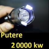 Lanterna cu Electrosoc  Autoaparare