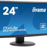 Monitor 24 inch LCD, Full HD, Iiyama ProLite B2409, Black - Monitor LCD