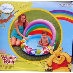 Piscina gonflabila Baby Pool Winnie the Pooh, Rotund
