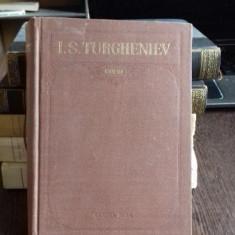 OPERE - I.S. TURGHENIEV VOL1