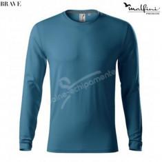 Bluza pentru barbati 3XL, BRAVE-Poze reale! - Bluza XXXL, Culoare: Albastru