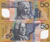Australia 50 Dollars 2009 Polimer UNC