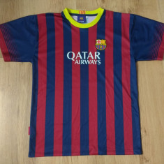 Tricou autentic Messi Barcelona mărimea S