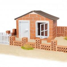 Set constructie Casa de vara - 130 piese - Set de constructie TEIFOC