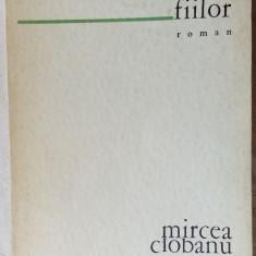 MIRCEA CIOBANU - CARTEA FIILOR (ROMAN) [editia princeps, 1970]
