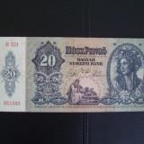20 pengo Ungaria 1941