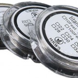 Titanium Wire sarma rezistente 0.8mm - 10 metri
