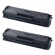 Set 2 Cartus Toner Compatibil cu Samsung Xpress SL-M2020, M2022, M2026, M2070M2071 - Hartie foto imprimanta