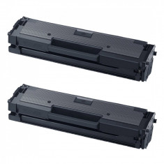 2 Buc Cartus Toner Compatibil cu Samsung Xpress SL-M2020, M2022, M2026, M2070, M2071 - Cartus imprimanta
