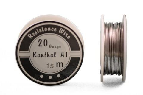 Kanthal A1 sârm? rezisten?e diametru 0,8mm rol? 15m