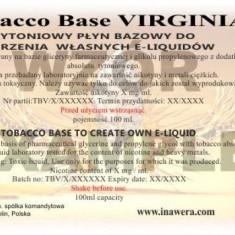 Baza VBT - Virginia Baza Tutun 24mg - 100ml
