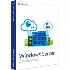 Windows Server 2016 Essentials - in limba Engleza - Sistem de operare