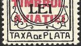 Cumpara ieftin EROARE--TAXA  QE   PLATA IN LOC DE TAXA DE PLATA--1931 MNH