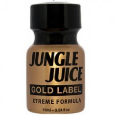 JUNGLE JUICE GOLD LABEL - poppers - aroma camera - popers - sigilat - original