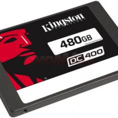 SSD Kingston DC400 Series, 480GB, SATA III 600
