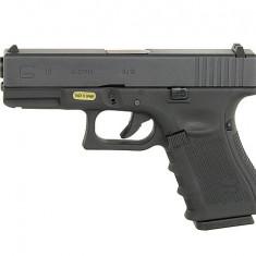 Replica WE G19 gen.4 metal slide arma airsoft pusca pistol aer comprimat sniper shotgun