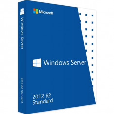 Windows Server 2012 R2 Standard - in limba Engleza - Sistem de operare