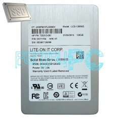 "Super Pret!!! SSD 128GB, SSD LITE-ON SATA3 LCS-128M6S 2.5"" GARANTIE!!!, 128 GB, SATA 3, Lite-on"