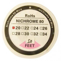 Nichelina sarma rezistente 0.8mm - 15 metri