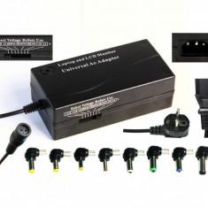 Adaptor Incarcator Universal laptop si monitor LCD 70W