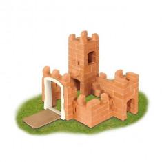 Set constructie Castel - 200 piese - Set de constructie TEIFOC