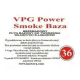 Inawera - VPG Smoke Base Power 36mg - 100 ml