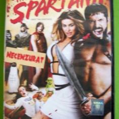 Dvd original Intalnire cu Spartanii - Film comedie Odeon, Romana
