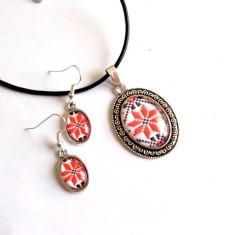 Set bijuterii model traditional 32413