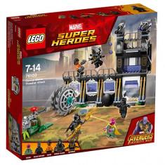 LEGO Marvel Super Heroes - Atacul cu sabie al lui Corvus Glaive 76103