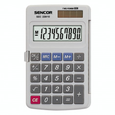Calculator de birou Sencor SEC 229/10 Grey