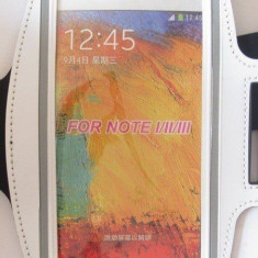 Husa brat pentru alergat Samsung Note 1,2,3,4