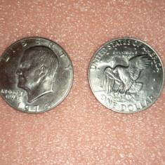 Moneda zinc ONE DOLLAR 1974, America de Nord