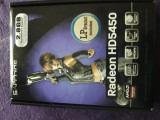 Placa video Radeon HD5450 1Gb DDR3, PCI Express, 1 GB, AMD