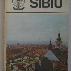 Judetele Patriei - Sibiu, Monografie