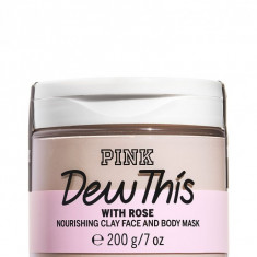 Masca De Fata Si Corp, Dew This, PINK Victoria's Secret, 200 g