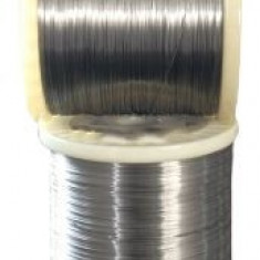 Cumpara ieftin Nicrom Cr20Ni80 / Nichelina sarma speciala rezistente 0,10 mm - 10 metri