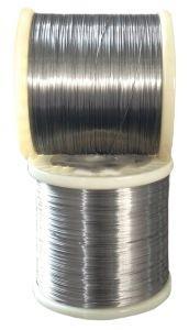 Nicrom Cr20Ni80 / Nichelina sarma speciala rezistente 0,10 mm - 10 metri foto