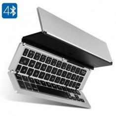 Tastatura bluetooth pliabila iPad, iPhone, Android, Windows
