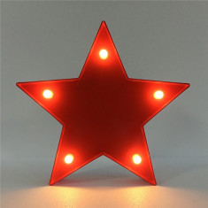 Semn volumetric luminos STEA ★