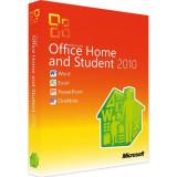Microsoft Office Home and Student 2010 - in limba Romana sau Engleza