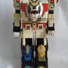 Mighty Morphin Power Rangers White TigerZord Bandai 94 - robot tigru, colectie