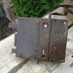 CLANTA VECHE SASEASCA - Metal/Fonta, Ornamentale