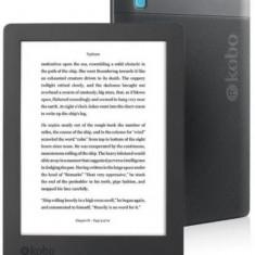 E-Book Reader Kobo Aura H2O 2nd Edition, Ecran Carta E Ink touchscreen 6.8inch, 8GB, Wi-Fi, IPX8 (Negru)