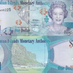 Insulele Cayman 1 Dollars 2014 UNC