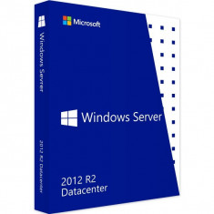 Windows Server 2012 R2 DataCenter - in limba Engleza - Sistem de operare