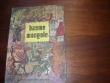 BASME  MONGOLE  ( format mai mare ) *