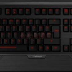 Tastatura Tesoro Durandal Ultimate G1NL, Cherry MX Black (Rosu) - Tastatura PC