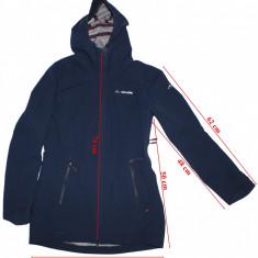 Jacheta palton ploaie Vaude, Ceplex Advanced, dama, marimea 36(XS-S) - Imbracaminte outdoor Vaude, Marime: S, Jachete, Femei