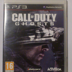 Joc Call of Duty Ghost Playstation 3 PS3 - Jocuri PS3 Activision